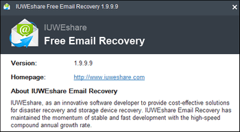 Восстановление электронной почты